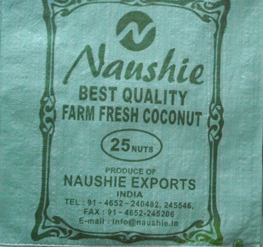 FRESH COCONUTS Exporter in India | Naushie Exports